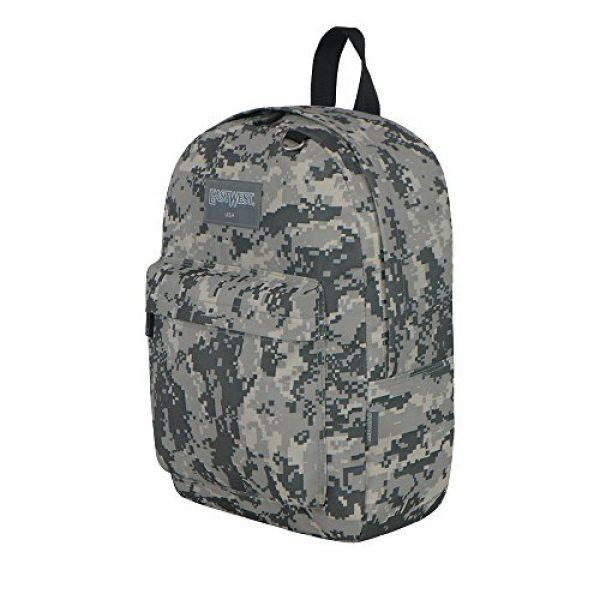 East West U.S.A Tactical Backpack 2 East West U.S.A BC101S Digital Military Sports Backpack, ACU Camo