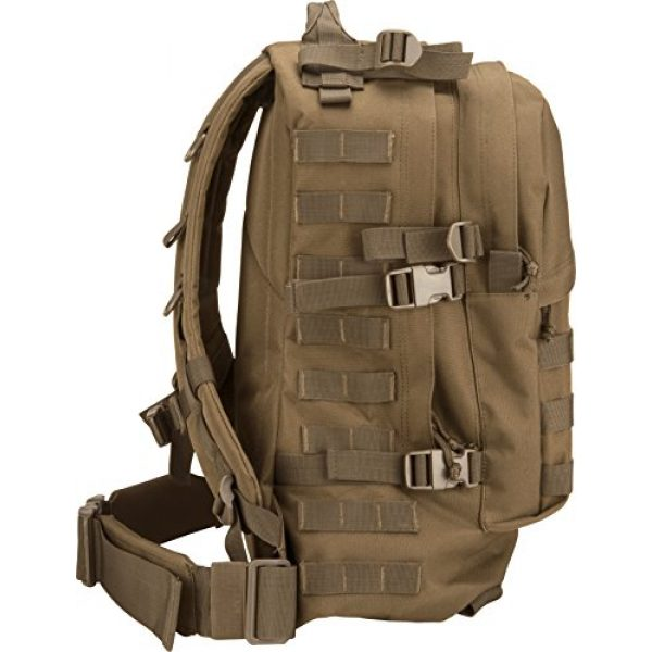 BARSKA Tactical Backpack 3 BARSKA Loaded Gear GX-200 Tactical Backpack