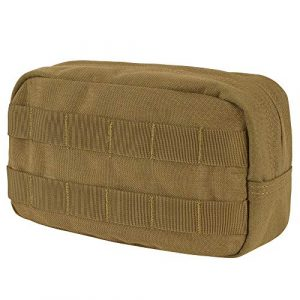 Condor Tactical Pouch 4 CONDOR Utility Pouch - Brown