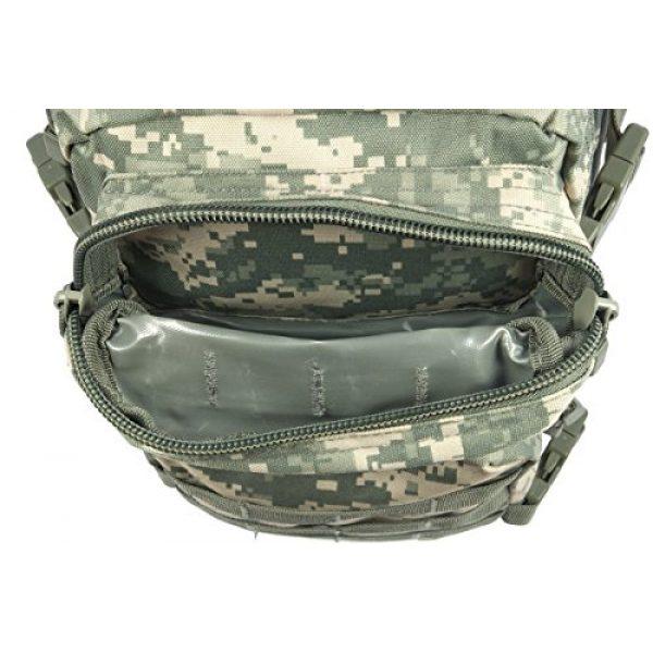 Mil-Tec Tactical Backpack 5 Mil-Tec Military Army Patrol Molle Assault Pack Tactical Combat Rucksack Backpack Bag 20L ACU Digital Camo