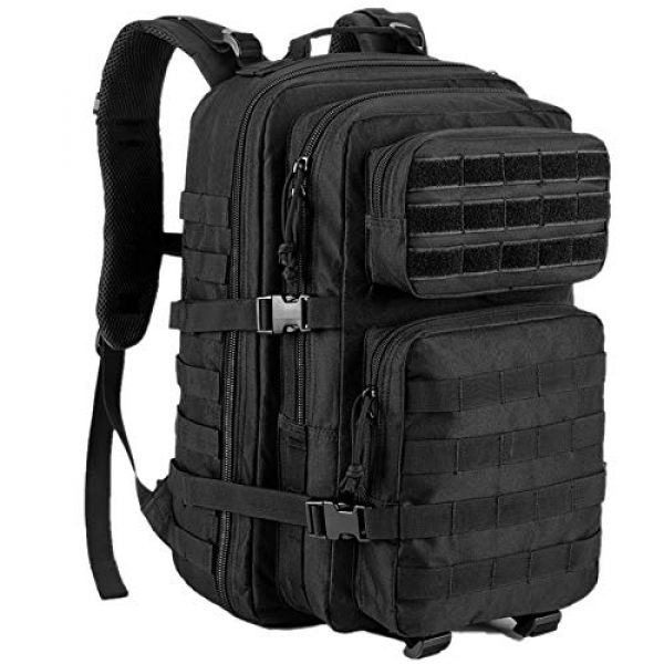 GUGULUZA Tactical Backpack 1 GUGULUZA Military Tactical Molle Backpack Army 3 Day Assault Pack Molle Bag Rucksack for Hunting Camping