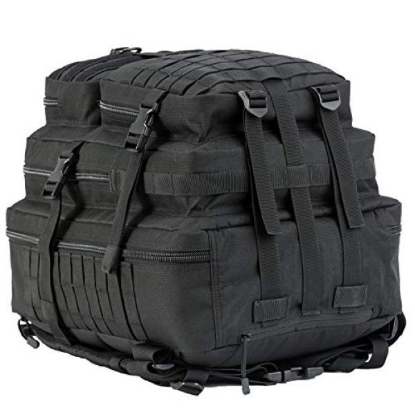 GZ XINXING Tactical Backpack 5 GZ XINXING 45L Large Military Tactical Backpack Army 3 Day Assault Pack Molle Bag Backpacks