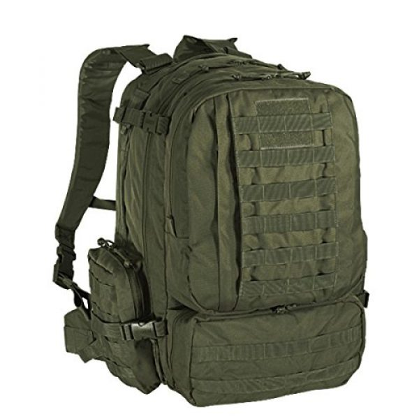 VooDoo Tactical Tactical Backpack 1 Voodoo Tactical Tobago Cargo Backpack / Pack in OD Green #15-7866 OD Green