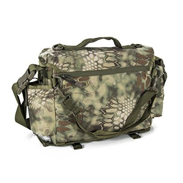 Direct Action Tactical Backpack 2 Direct Action Messenger Tactical Bag 10 Liter Capacity, Ideal for Laptop, ipad or Tablet