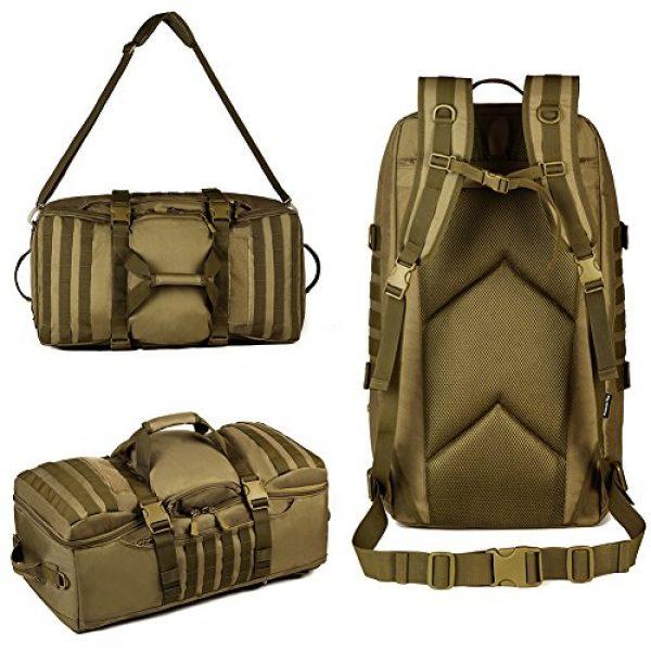 Huntvp Tactical Backpack 5 Huntvp 60L Tactical Military Backpack Gear Sport Outdoor Assault Pack Rucksack Bag For Hunting Camping Trekking Travel