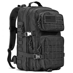 REEBOW GEAR Tactical Backpack 1 Military Tactical Backpack 40L Assault Pack Army Molle Bug Out Bag Backpacks