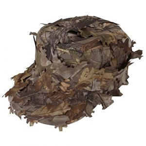 FALETO Tactical Hat 1 FALETO Hunting Hat 3D Leaves Camo Cap Outdoor