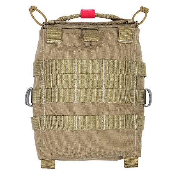 VANQUEST Tactical Backpack 5 VANQUEST FATPack 7x10 (Gen-2) First Aid Trauma Pack