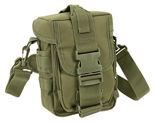 Rothco Tactical Backpack 3 Rothco Flexipack MOLLE Tactical Shoulder Bag