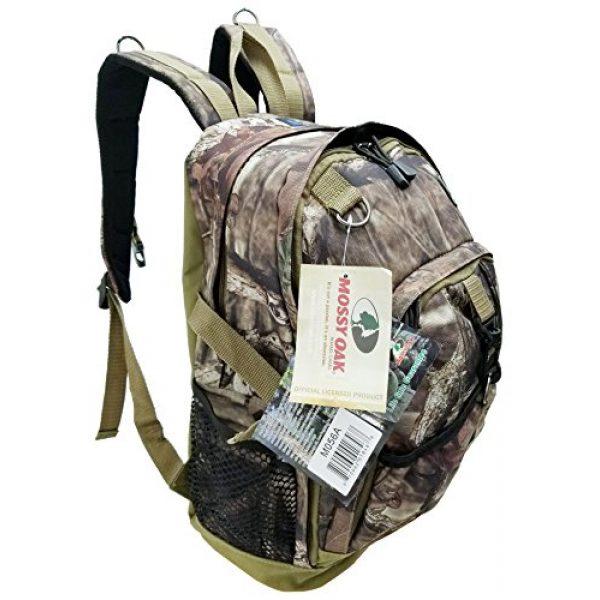 Explorer Tactical Backpack 4 Explorer Mossy Oak Backpack, 17-Inch