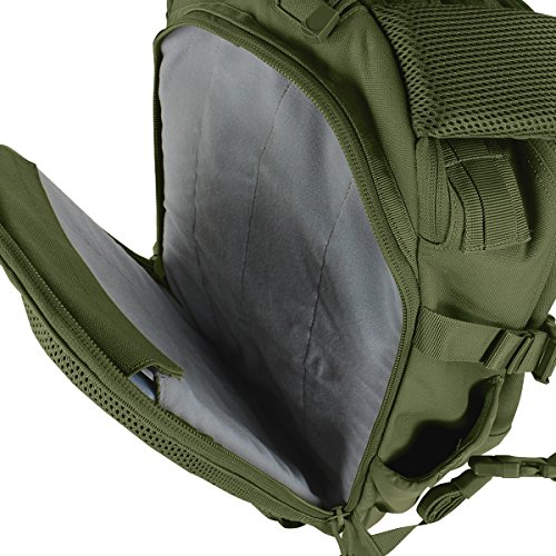 Condor Tactical Backpack 7 Condor Tactical Rover Backpack with Laser Cut Molle