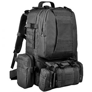 CVLIFE Tactical Backpack 1 CVLIFE Military Tactical Backpack Army Assault Pack Built-up Molle Bag Rucksack