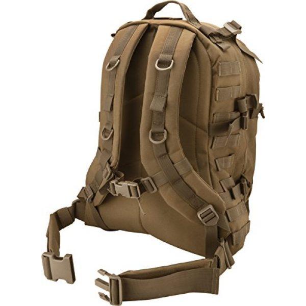 BARSKA Tactical Backpack 4 BARSKA Loaded Gear GX-200 Tactical Backpack