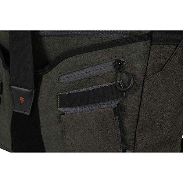 Allen Company Tactical Backpack 7 Allen Company Pride6 Base Tactical Messenger Bag, Courier Bag, Shoulder Bag, with Laptop and Conceal Carry Pocket, Internal Pockets, Tightening System, Green/Black