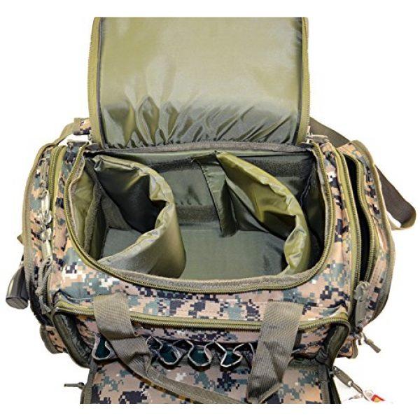 Explorer Tactical Backpack 3 Explorer Tactical Range Ready Bag 18-Inch Woodland Digital