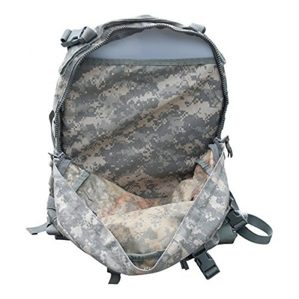 Ammo Can Man Tactical Backpack 3 Ammo Can Man Stiffener Board and Foam Pad for ACU 3 Day Assault Pack