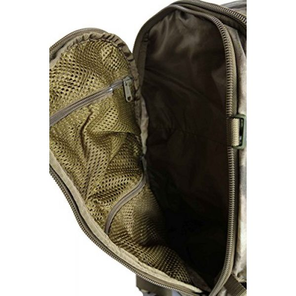 Hanks Surplus Tactical Backpack 4 Hank's Surplus Military Molle Travel Hiking Day Backpack