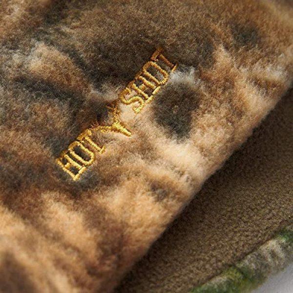 "HOT SHOT Tactical Hat 3 HOT SHOT Men's Camo Reversible Gator Neck Gaiter "" Realtree Edge Hunting Face Warmer Outdoor"