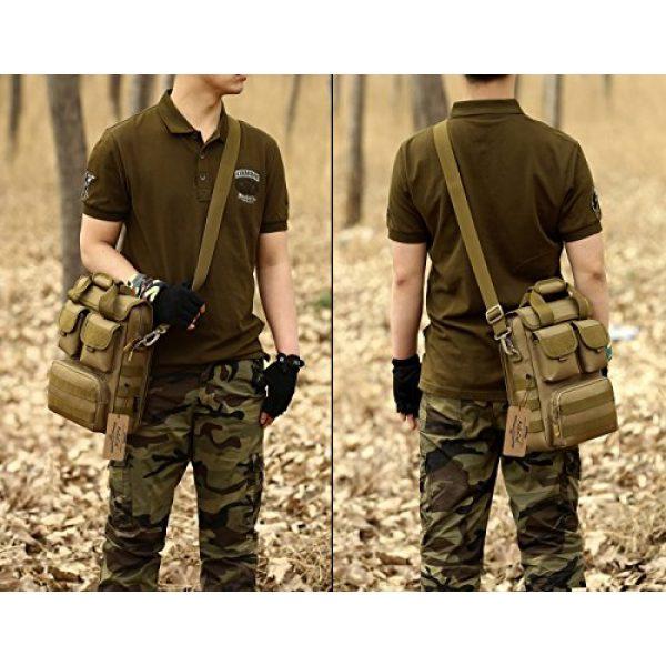 ArcEnCiel Tactical Backpack 7 ArcEnCiel Tactical Messenger Bag Men Military MOLLE Sling Shoulder Pack Briefcase Assault Gear Handbags Utility Carry Satchel