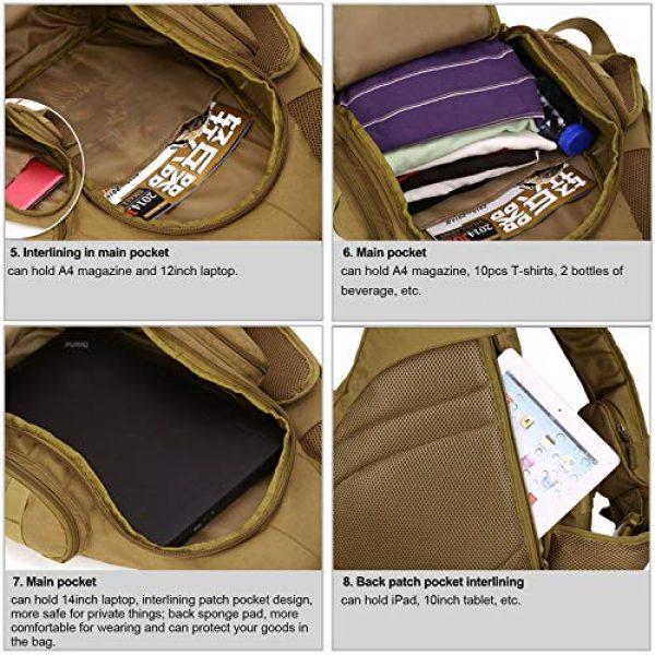 Huntvp Tactical Backpack 6 Huntvp Tactical Sling Backpack Military Daypack Molle Chest Shoulder Bag