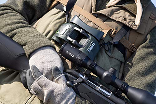 Steiner Rifle Scope 4 Steiner Hunting Rifle Scope - Compact Design and Wide Field of View