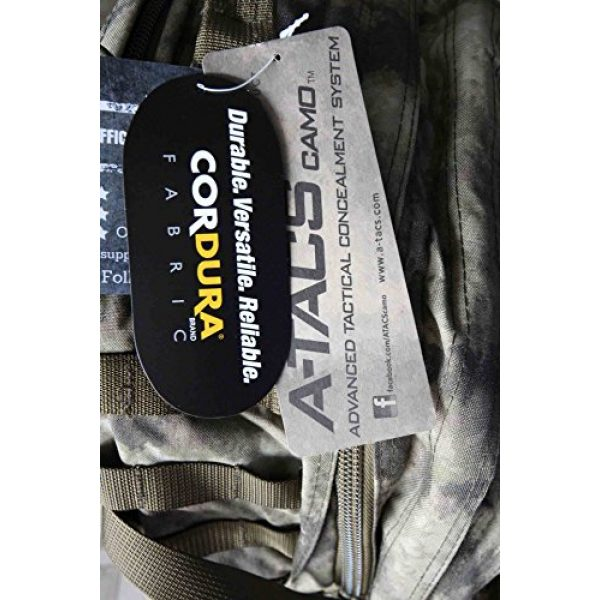 Hanks Surplus Tactical Backpack 7 Hank's Surplus Military Molle Travel Hiking Day Backpack