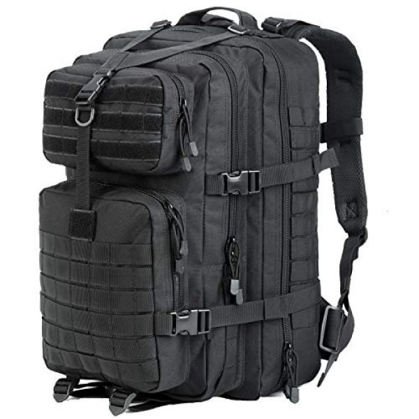 GZ XINXING Tactical Backpack 3 GZ XINXING 45L Large Military Tactical Backpack Army 3 Day Assault Pack Molle Bag Backpacks