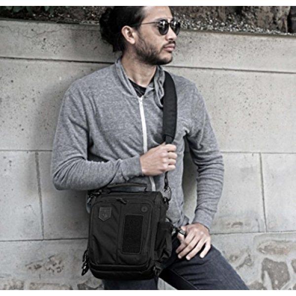 Cannae Pro Gear Tactical Backpack 6 Cannae Pro Gear Loculus Satchel Bag