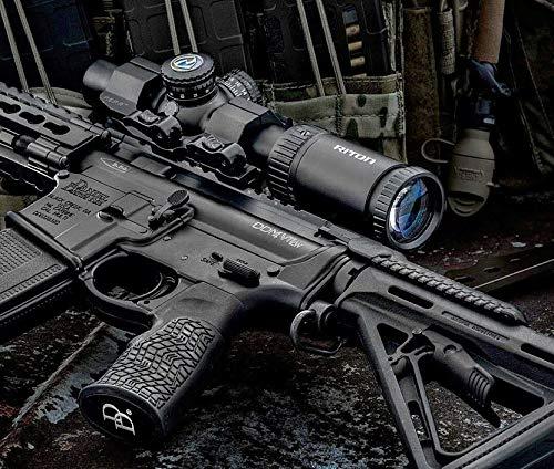 Riton Rifle Scope 3 Riton Optics X7 Conquer 3-24x56