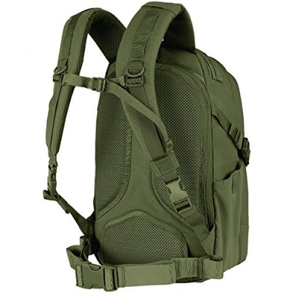 Condor Tactical Backpack 2 Condor Tactical Rover Backpack with Laser Cut Molle