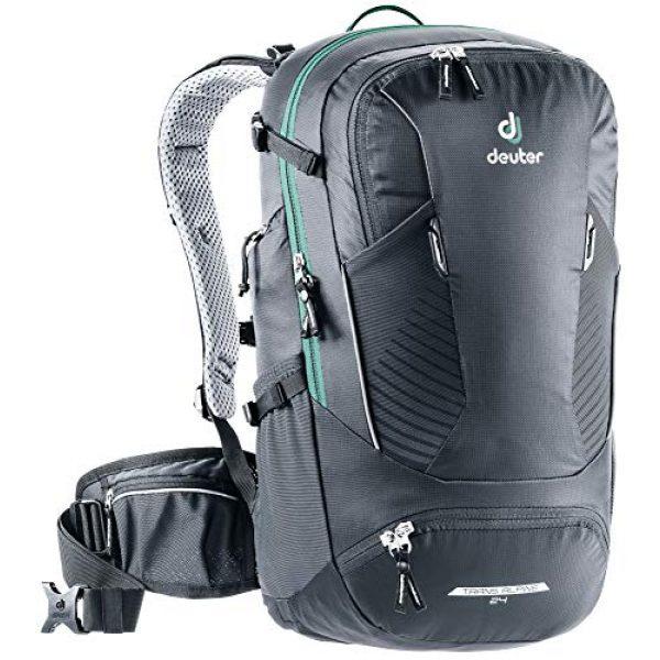 Deuter Tactical Backpack 1 Deuter Trans Alpine 24, Black, L