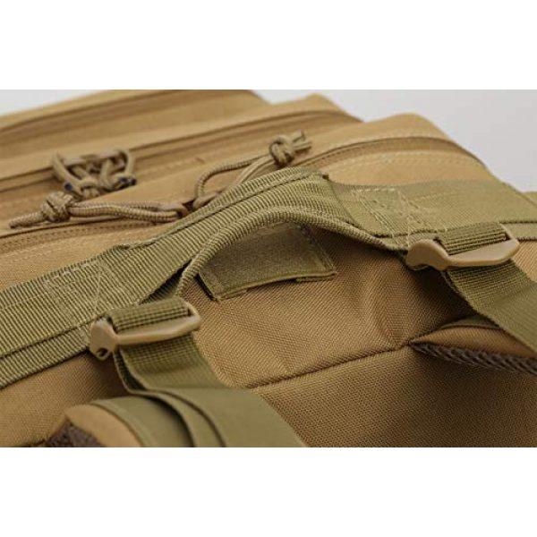 Luckin Packin Tactical Backpack 6 Luckin Packin Tactical Backpacks,Military Backpack,Rucksack Tactical Backpack,45 Liter Large