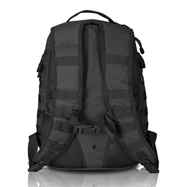 G4Free Tactical Backpack 3 G4Free Tactical Molly Army Backpack Assault Rucksack Bug Out Bag 40L