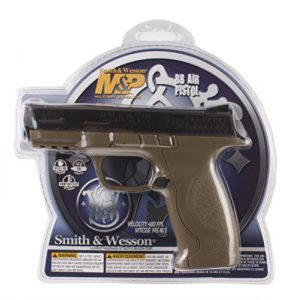 Smith & Wesson Air Pistol 1 Smith & Wesson M&P 2255051 BB Air Pistol 480fps 0.177cal 19