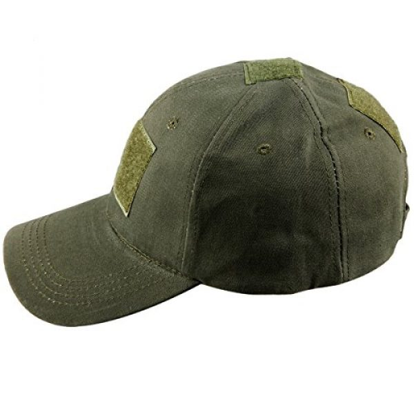 moonsix Tactical Hat 3 moonsix Tactical Caps for Men,Military Style Camouflage Operator Hats Hunting Army Hat Baseball Cap