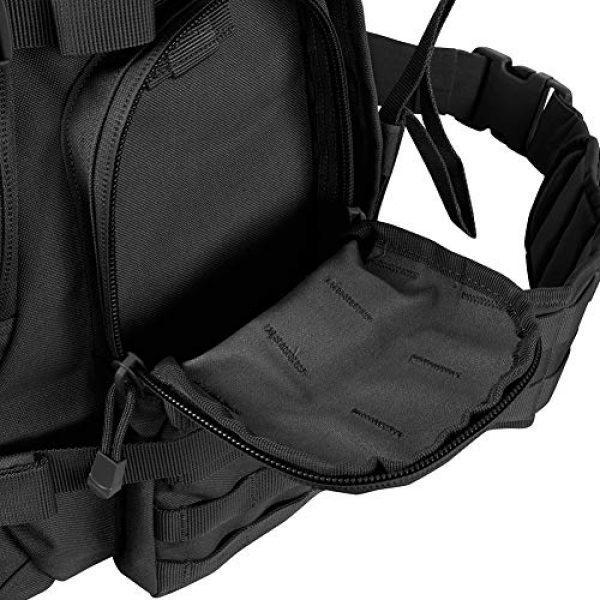 Condor Tactical Backpack 4 Condor Urban Go Pack Black