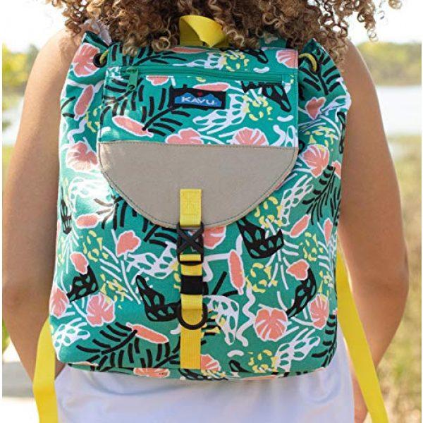KAVU Tactical Backpack 4 KAVU Satchel Pack Rucksack Travel Backpack