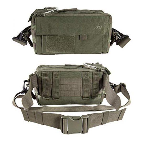 Tasmanian Tiger Tactical Backpack 3 Tasmanian Tiger Small Medic Pack Mk II, Tactical Small MOLLE Medical Bag, First Aid Storage, YKK Zippers