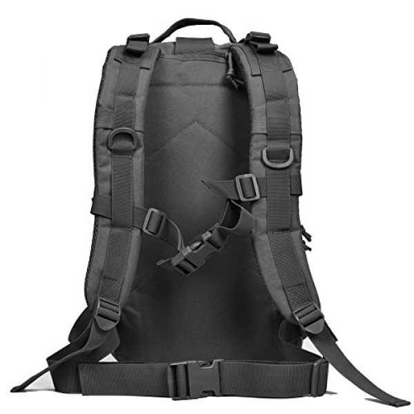 REEBOW GEAR Tactical Backpack 7 Military Tactical Backpack Small 3 Day Assault Pack Army Molle Bag Rucksack