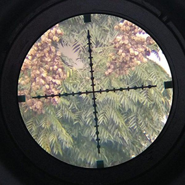 SECOZOOM Rifle Scope 6 Secozoom Optical Sight FFP Riflescope Hunting 3-30x56 Rifle Scope W/e 35mm Lockable First Focal Plane