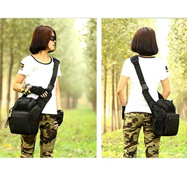 VISDOLL Tactical Backpack 2 VISDOLL DSLR Camera Bag Tactical shoulder Bag Outdoor Military Backpack