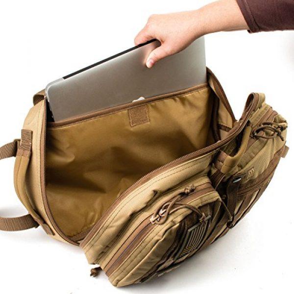 3V Gear Tactical Backpack 4 3V Gear Outlaw - Gear Slinger Shoulder Sling Pack