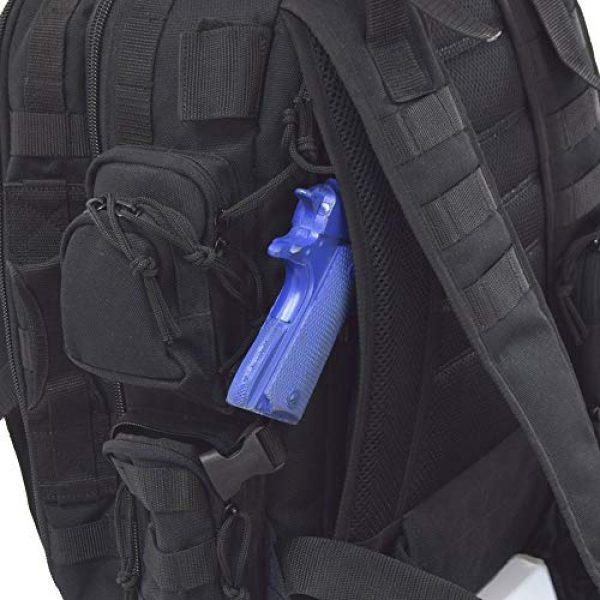 Flying Circle Tactical Backpack 7 Flying Circle Brazos Tactical Backpack
