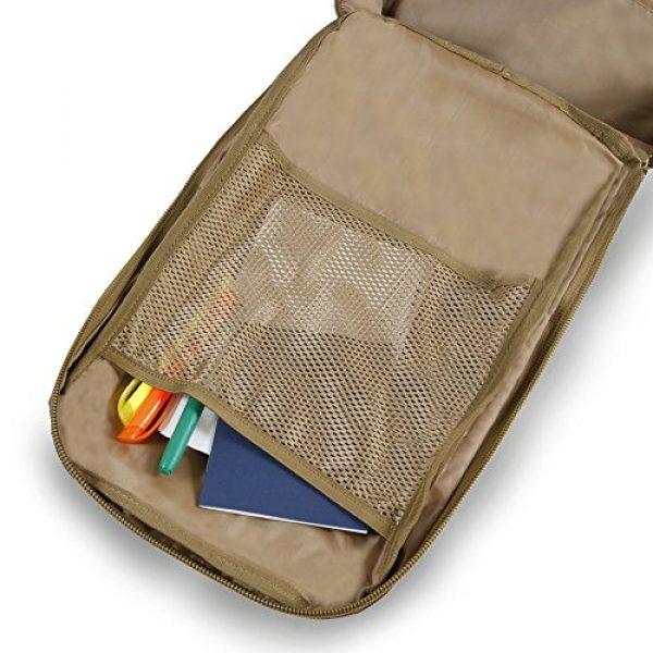 HIGHLAND TACTICAL Tactical Backpack 5 Highland Tactical Men's Vantage Tactical Backpack
