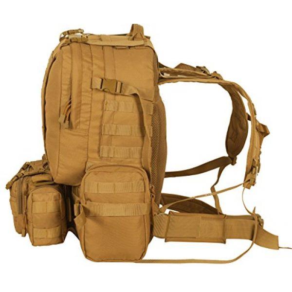 Seibertron Tactical Backpack 2 Seibertron 3 Day Tactical Backpack Waterproof Molle Bag/Rucksacks