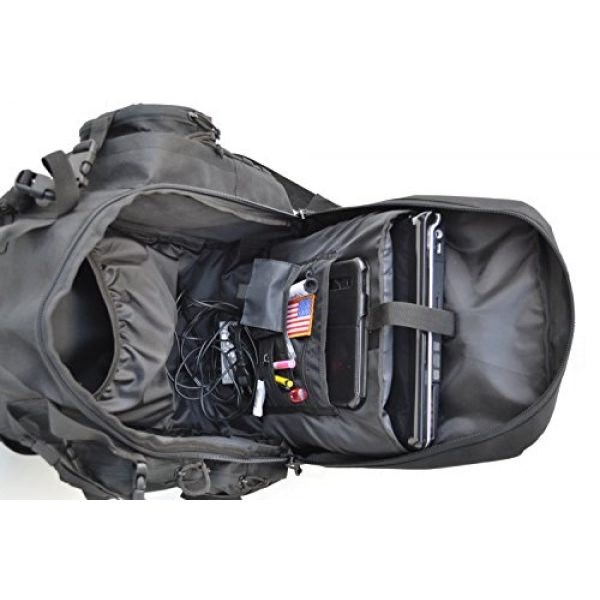 Explorer Tactical Backpack 3 Explorer Tactical Gun Concealment Backpack With Molle Webbing Hydration Ready