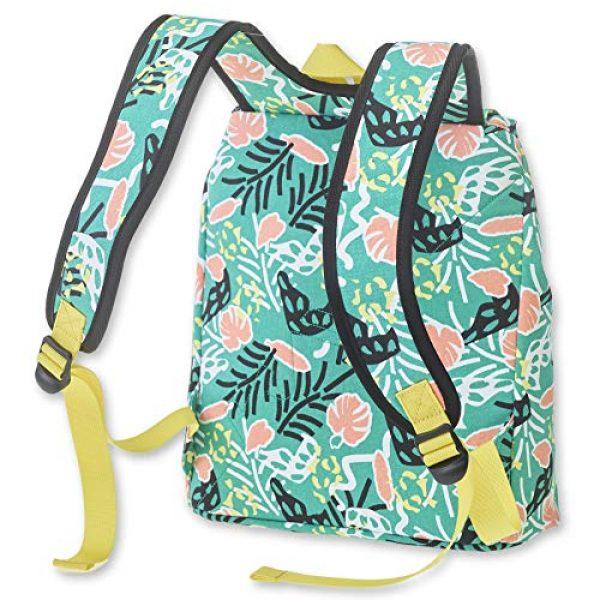 KAVU Tactical Backpack 3 KAVU Satchel Pack Rucksack Travel Backpack
