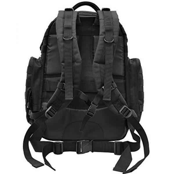 UTG Tactical Backpack 3 UTG 2-Day Situational Preparedness Pack, Black