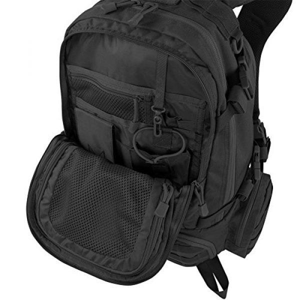Condor Tactical Backpack 3 Condor Elite Titan BackPack, Black
