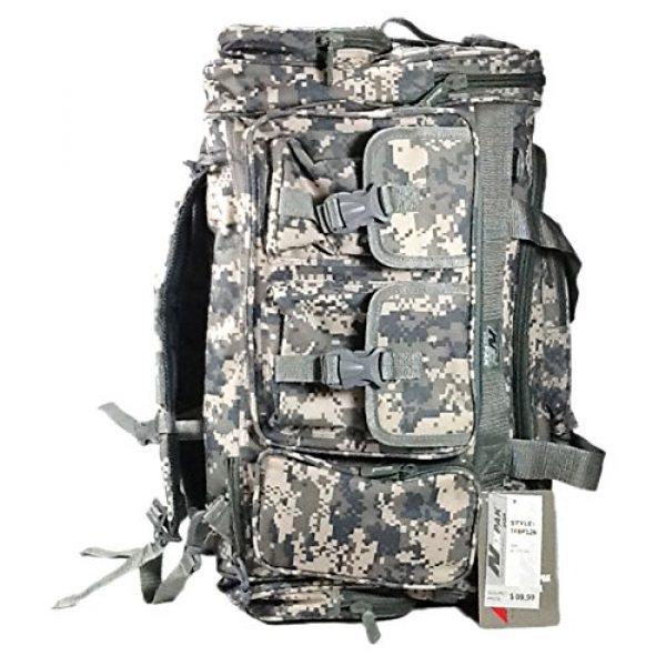 Nexpak Tactical Backpack 7 Nexpak Tactical Range Duffel and Backpack Convertible Molle Military Shoulder Strap